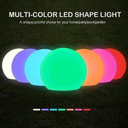 Amazon.com : SUNWIND Solar Pool Light Outdoor Color Changing LED ...