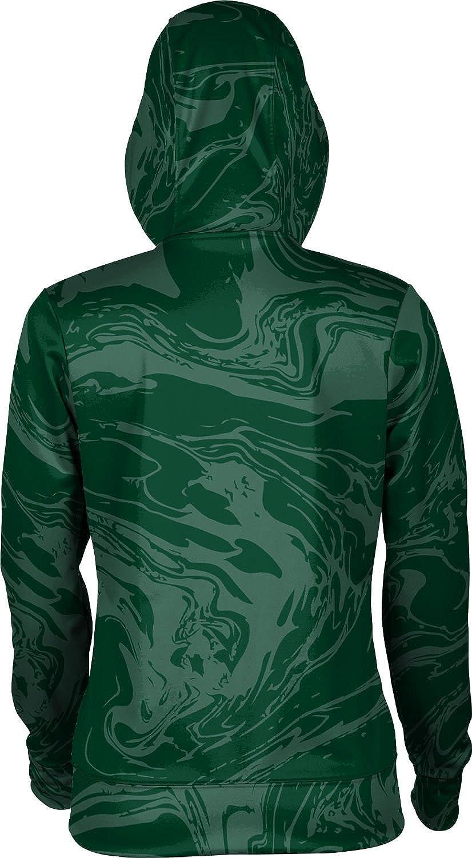 Ripple ProSphere Tiffin University Girls Zipper Hoodie School Spirit Sweatshirt
