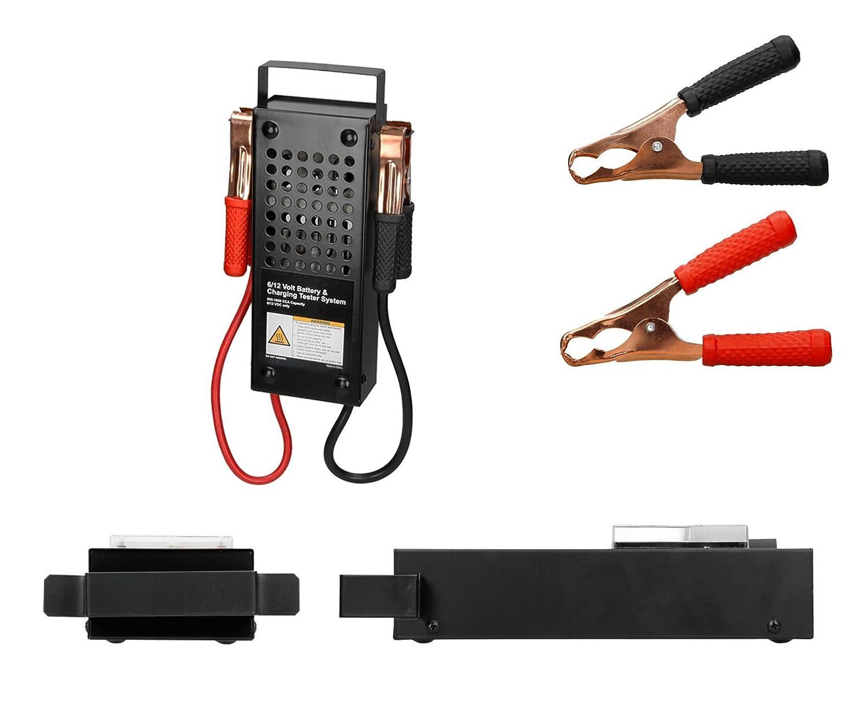 12V KFZ LCD Analoger Batterietester Batterie Tester Batteriepr/üfer 100 Ampere