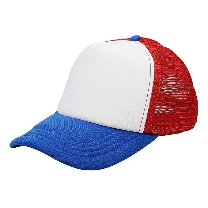 Classic 2 Tone Cap Tz Snapback Baseball Mesh Cap Gorra Frontal Años 20 Ajustable Flexible R