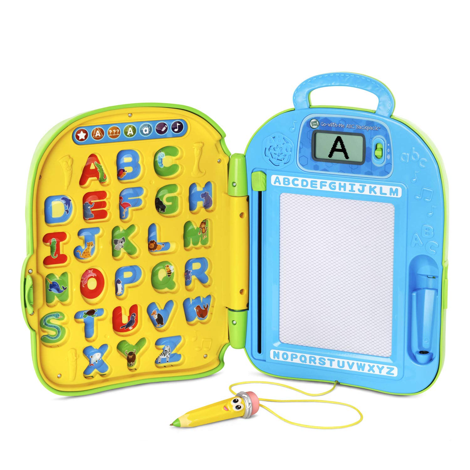 LeapFrog Go-with-Me ABC Backpack by LeapFrog (Image #4)