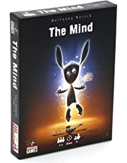 Steve Jackson Games Current Edition The Mind Board Game