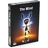 Pandasaurus Games Juego de Cartas The Mind