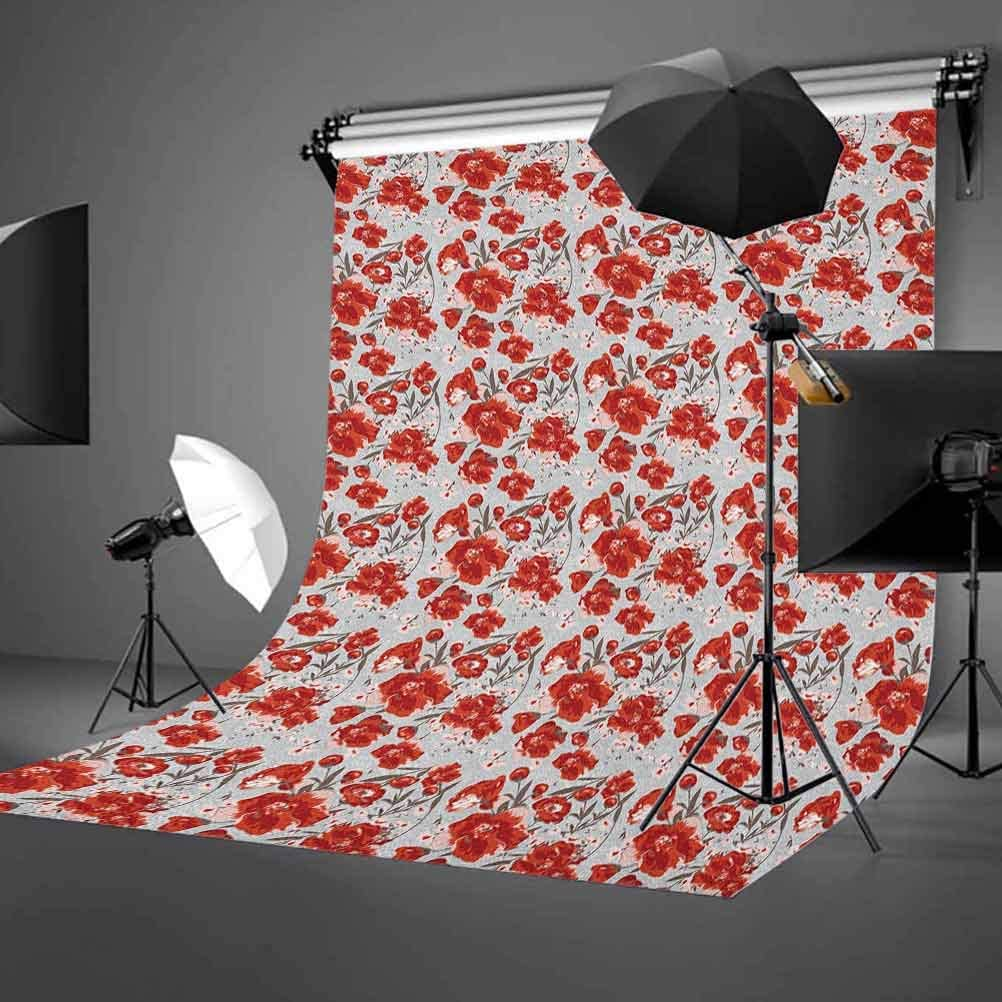 7x10 FT Anchor Vinyl Photography Background Backdrops,Pin up Girl Nautical Sailor Suit Surrounded by Swallow Birds Stars Hand Drawn Background for Selfie Birthday Party Pictures Photo Booth Shoot