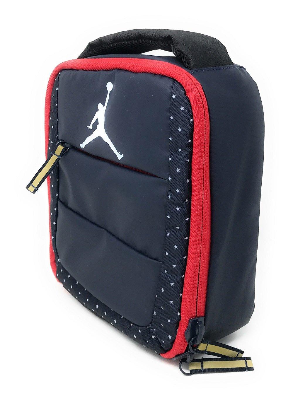Amazon.com: Nike Jordan Boy s almuerzo bolsa: Toys & Games