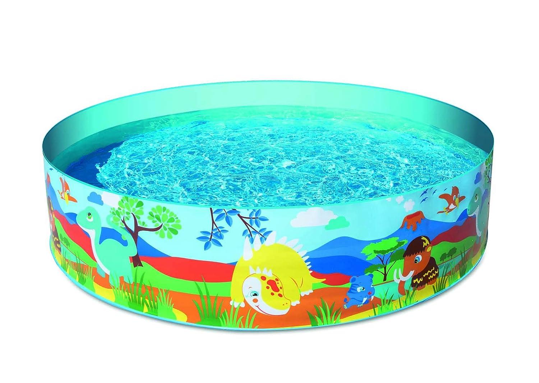 """Bestway Simply Fill `N` Fun Kids Swimming Paddling Pool 96/"""" X 18/"""" Summer Play"""