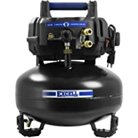 Excell U256PPE Excel Pancake Air Compressor