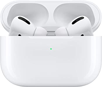 Apple AirPods Pro with Wireless Charging Case (Late 2019)