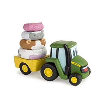 Tractor Es 46403 5qalrj34 John Deere Apilamiento Diversiónamazon Johnny wOZNn8PkX0