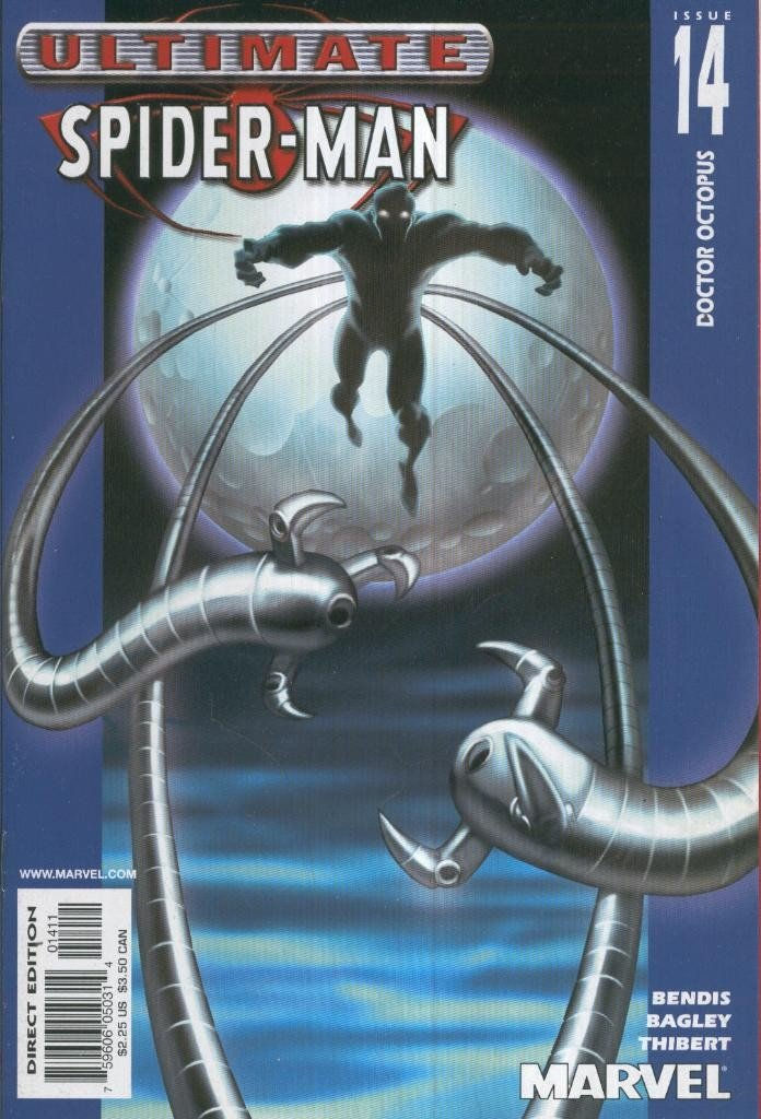 Download Ultimate Spider-man Vol 1, Issue 14, Doctor Octopus pdf