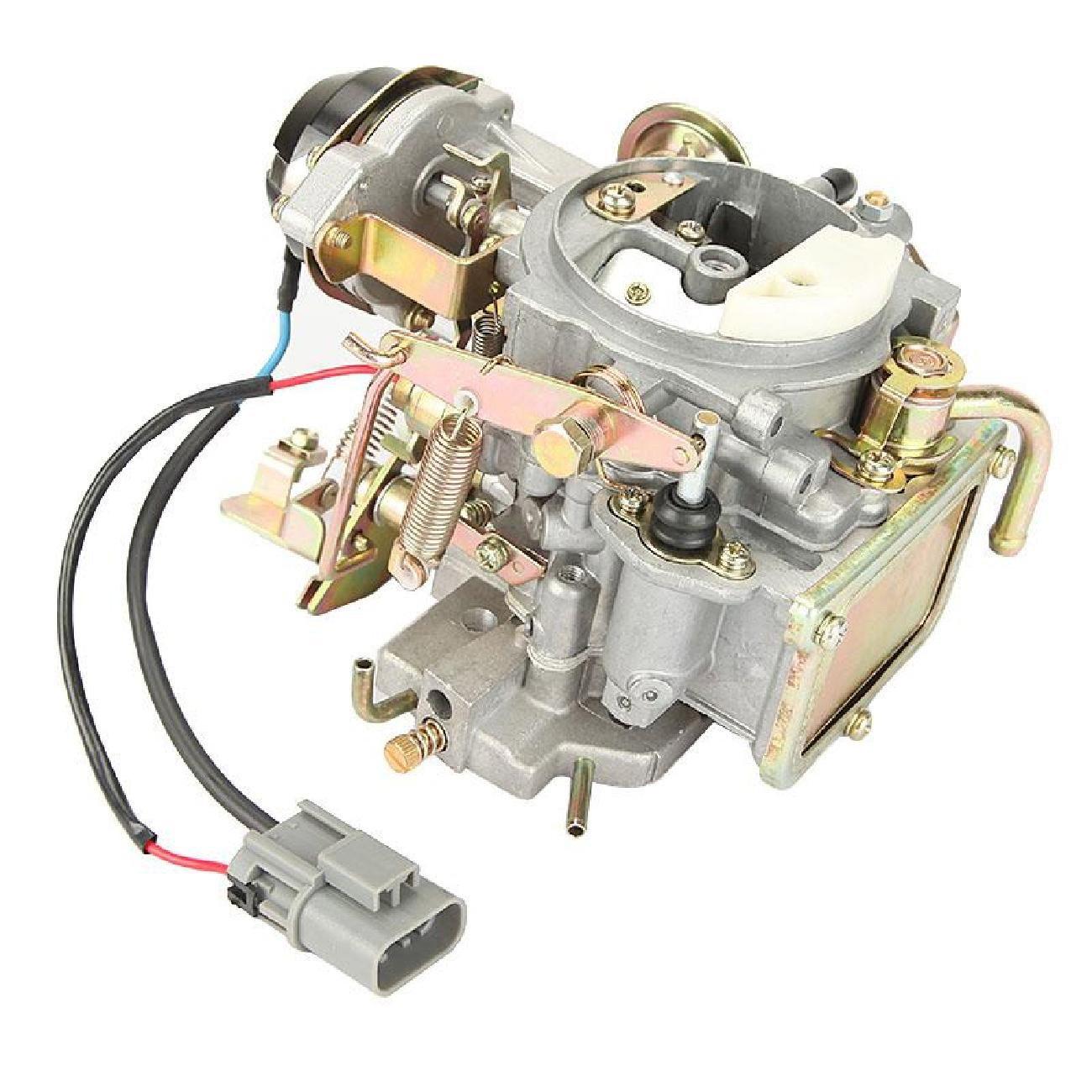Amazoncom Alavente Carter Carburetor For Nissan 720 Pickup 24l