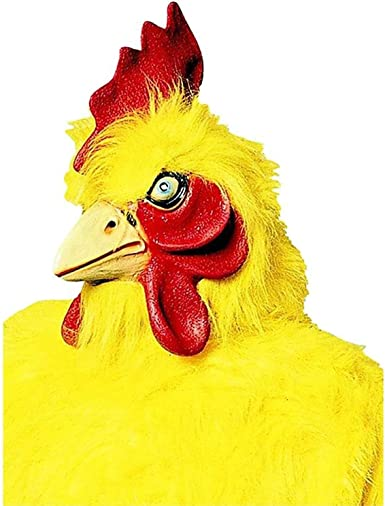 Chicken Mask : Select from premium chicken mask images of the highest quality.