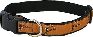 product image for The Good Dog Company Hemp Dog Collar Hunting and Fishing-Mallard and Fly