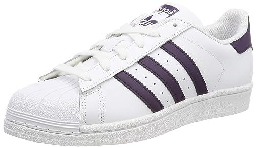 online store f6976 966ce Adidas Superstar W, Zapatillas de Gimnasia para Mujer  Amazon.es  Zapatos y  complementos