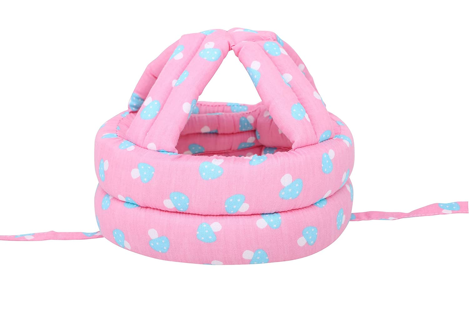 Simplicity Baby Infant Toddler No Bumps Safety Helmet Head Cushion Bumper Bonnet 88-B14695