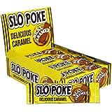 SLO POKE Delicious Caramel 24 count 1.5oz(43g) BARS NET WT 2LBS 4oz(1.02Kg)