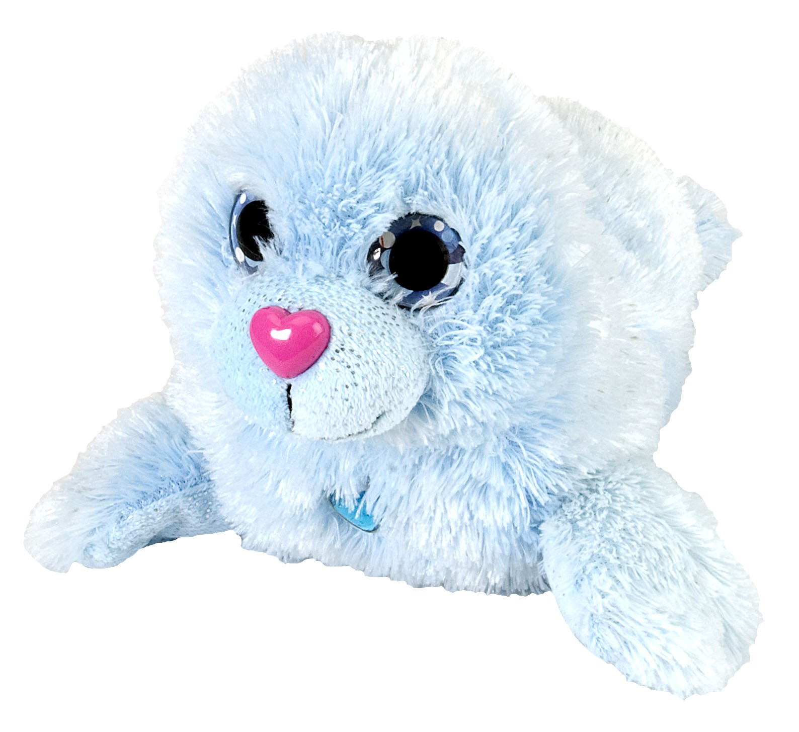 Wild Republic Harp Seal Plush, Stuffed Animal, Plush Toy, Gifts for Kids, Sweet & Sassy 12 Inches