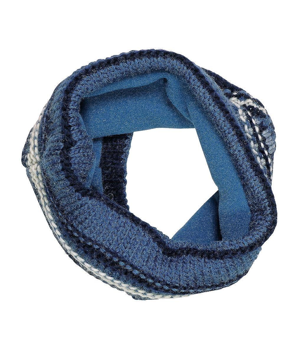 maximo Boys Tube jeansmeliert//Navy 6348 Mehrfarbig Loop Neckerchief One size