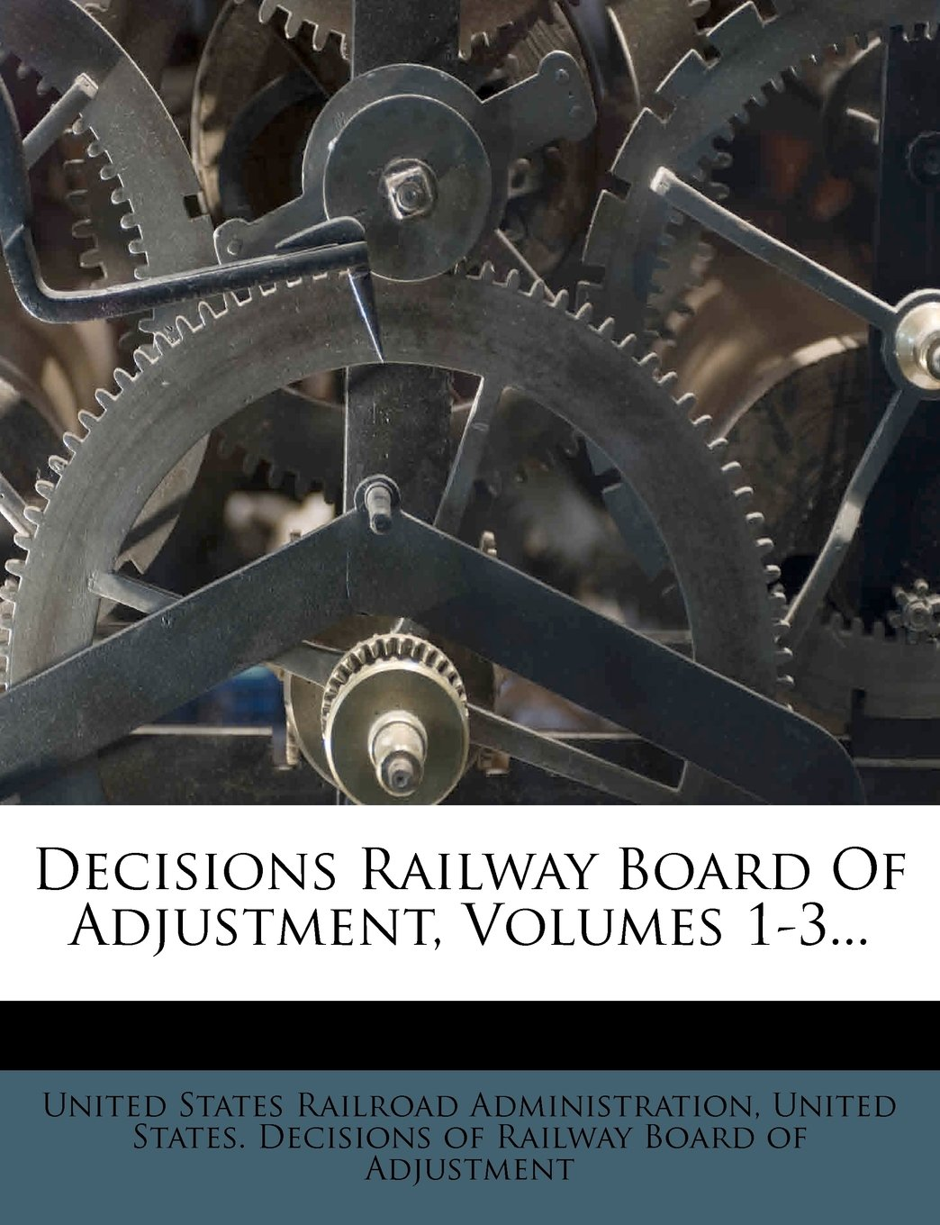Download Decisions Railway Board Of Adjustment, Volumes 1-3... ebook
