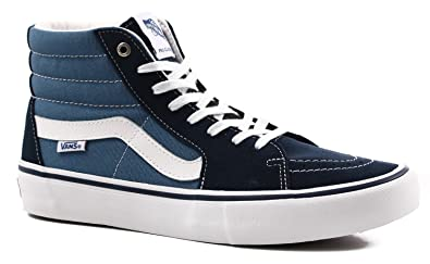 6ebfe58a52c Vans SK8-HI-Pro navy stv navy Shoes  Amazon.co.uk  Shoes   Bags