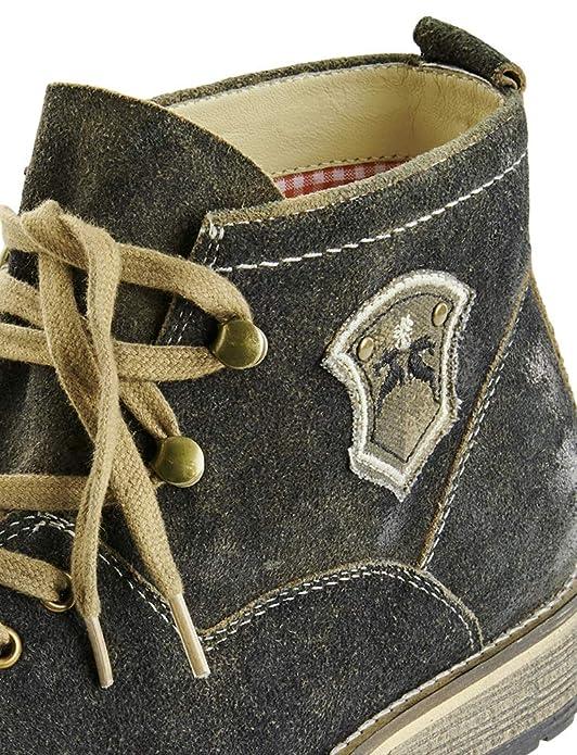 Maddox Herren Schuhe Boots Kaprun Trachten Schuhe