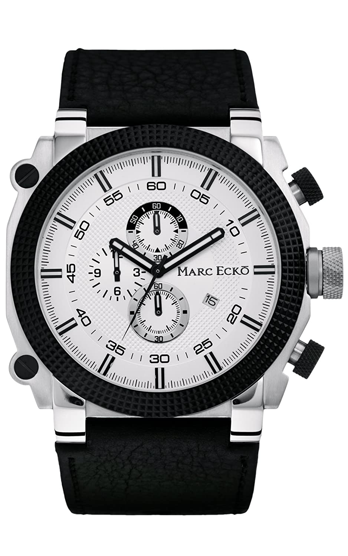 Marc Ecko Herren-Armbanduhr Chronograph Quarz M18515G1