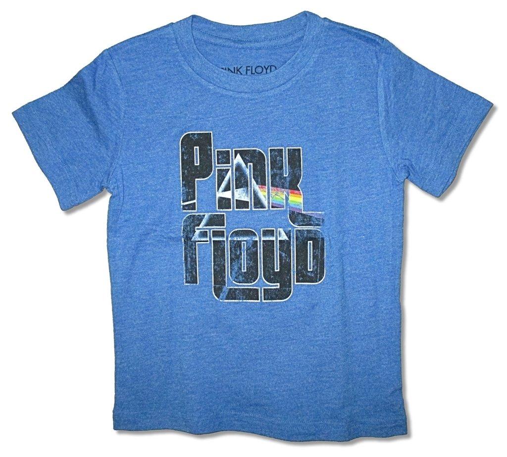 Pink Floyd Prism Fill Dark Side Of Moon Blue 9962 Shirts