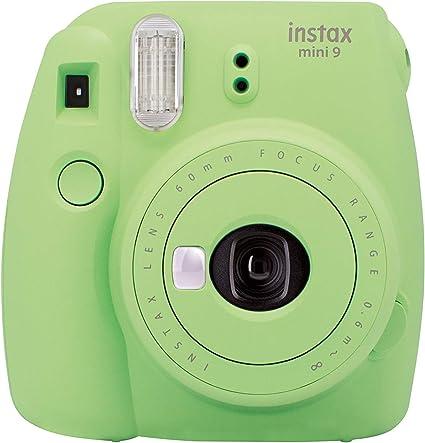 Fujifilm Instax Mini 9 Kamera Lime Grün Kamera