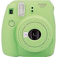 Fujifilm Instax Mini 9 Aparat do Fotografii Natychmiastowej, Lime Green
