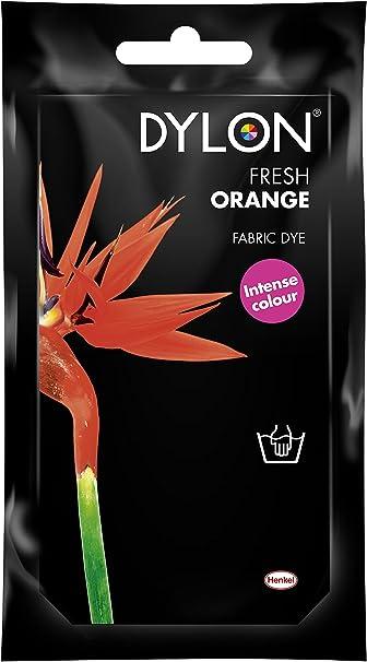 Dylon Goldfish Orange Nvi 1200400155 - Tinte para Tela, Color Naranja