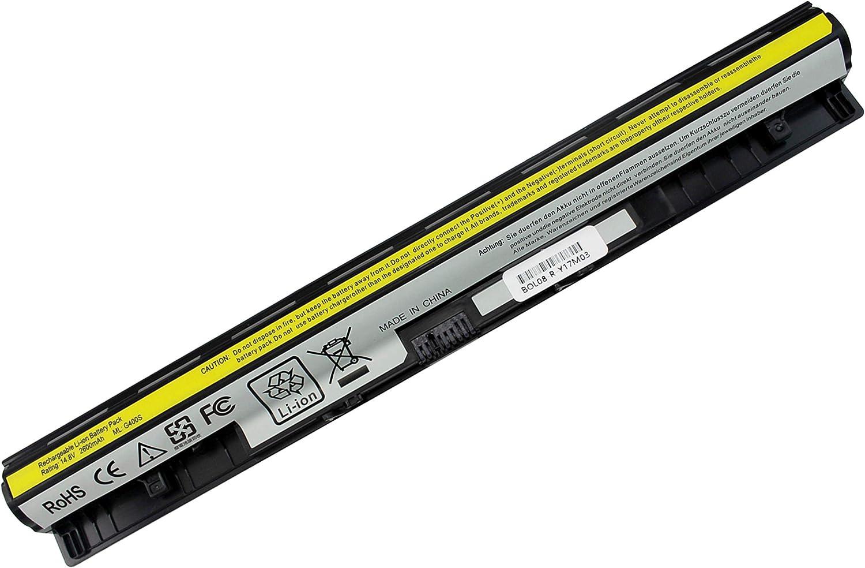 FLYTEN L12L4A02 Laptop Battery for Lenovo IdeaPad G400S G510S G500S G505S G510S S510P Z710 G40-30 G40-45 G40-70 G40-70M G50 G50-30 G50-45 G50-70 L12L4E01 L12M4A02 - 4CELL