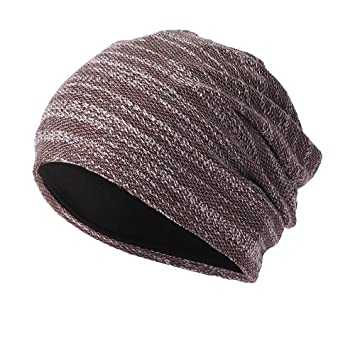 25ba5a4d38531 Amazon.com  Men Women Knitted Hats Pile Caps