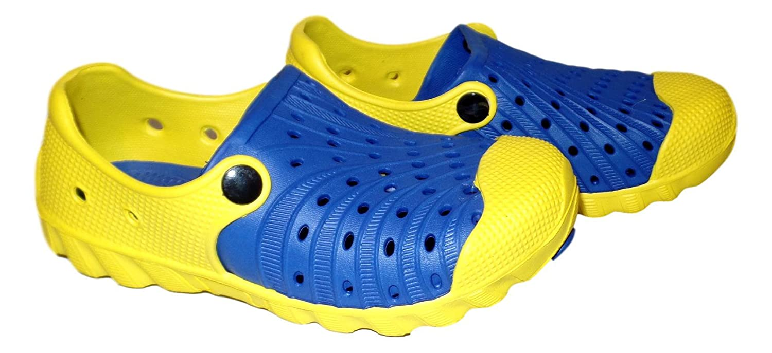 101 BEACH Childrens 2 Tone Water Sneakers Sizes 12-4