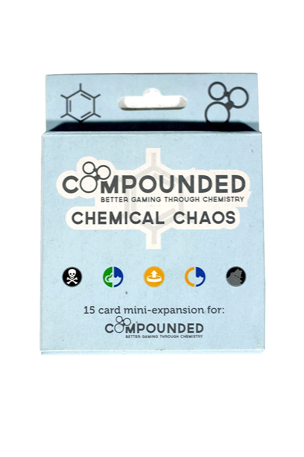 Compounded: Chemical Chaos Expansion Card Game