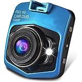 Camecho GT300 A8 Mini Car DVR Camera full HD 1080p Video Recorder Night Vision Black Box Carcam (blue)