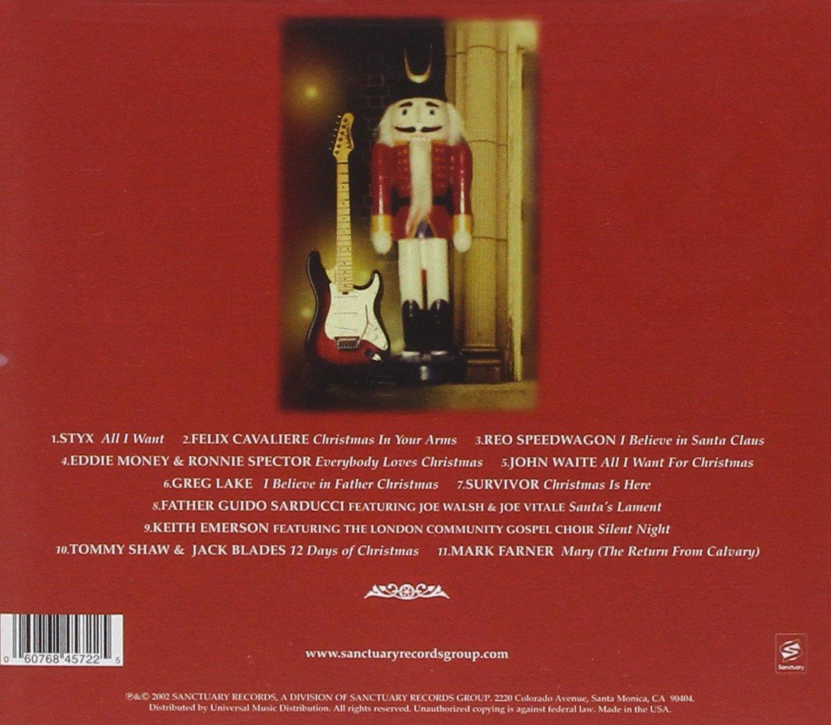 Various Artists - A Classic Rock Christmas - Amazon.com Music