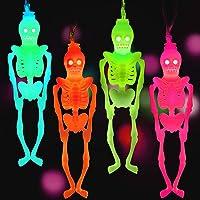 Grusemi Skeleton 10Ft Halloween String Lights