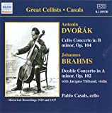 Dvorak/Brahms:Cello/Double Con