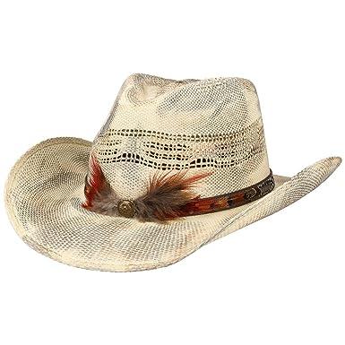 achat authentique artisanat de qualité la vente de chaussures Stetson Chapeaux Cowboy Smoky Toyo Femme/Homme | Chapeau de ...