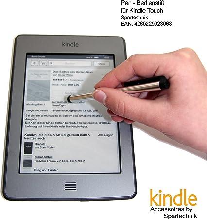 Spartechnik Bedienstift Für Amazon Kindle Touch Wifi Elektronik