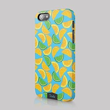 Tirita Carcasa rígida para móvil, fabricada con plástico duro, diseño de frutas, plástico, 25, Samsung Galaxy S6