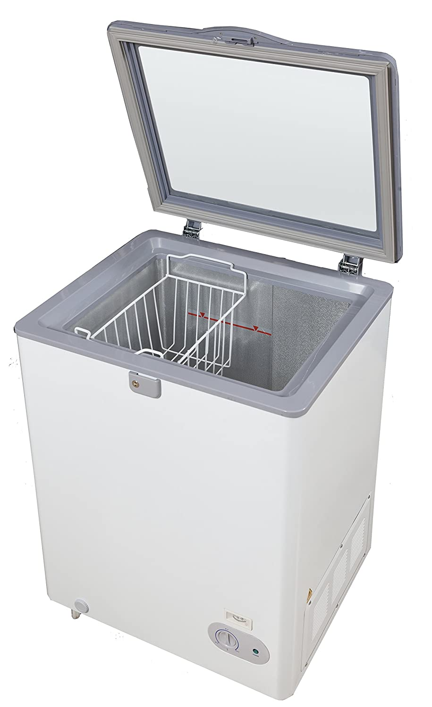 Congelador Horizontal Con Capacidad total 100L Biolaper: Amazon.es ...