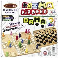 Artebella AZOYN004 Dama + Kızma Birader