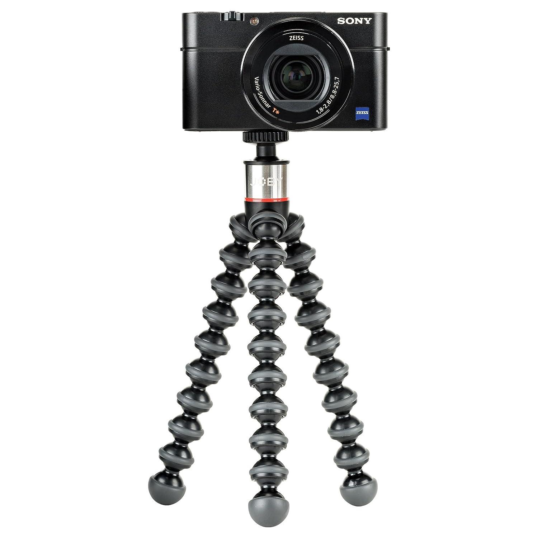 Rosso Treppiede Joby GripTight Action Kit Action camera 3gamba//gambe Nero