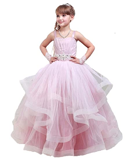 Hot Pink Princess Dresses