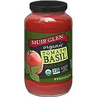 Muir Glen Organic Tomato Basil Pasta Sauce, 25.5 oz