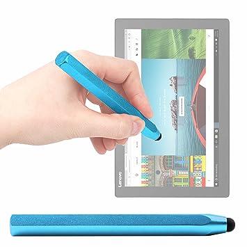 DURAGADGET Lápiz Stylus Azul para Tablet ASUS Transformer ...