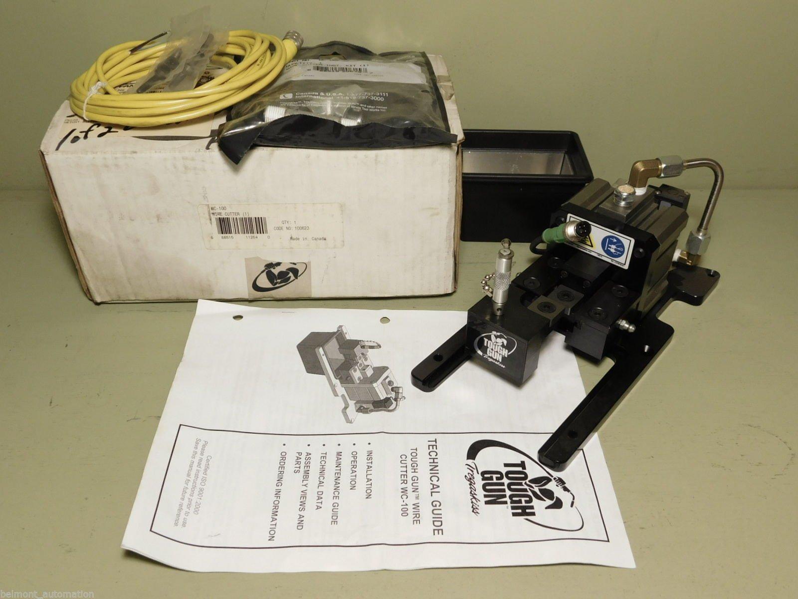 BRAND NEW - Tough Gun Tregaskiss Tough Gun Wire Cutter WC-100