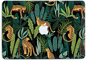 Jungle Laptop Case for Air 11 A1370 1465 Tigers Women Computer Cover Mens Durable 11' 12 ' 13' 15' 16-inch Tropical