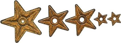 Finnabair Mechanicals Barn Stars 963392 Prima Marketing